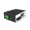 Way-N828GS-SFP工业交换机_光纤收发器