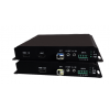 DVI/HDMI/VGA/SDI光端机在小区的应用